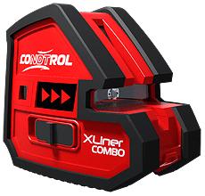 Нивелир лазерный самовыравнивающийся CONDTROL XLiner Combo